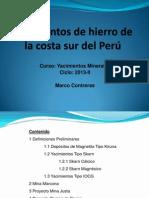 IOCG resumen Perú