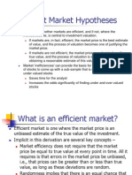 Portfolio  Management Strategies