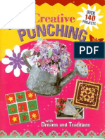 Carl Paper Punch Challenge - Creative Punching With Dreams and Traditions - 2002