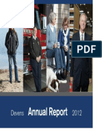 Devens Annual Report 2012