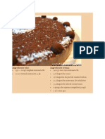 Tort Cioco Capsuni