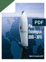 Plan Estrategico Iberdrola 2008 2010