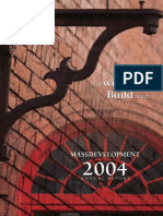 MassDevelopment Annual Report 2004
