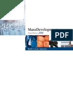 MassDevelopment Annual Report 2006