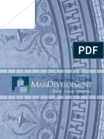 MassDevelopment Annual Report 2008