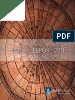 MassDevelopment Annual Report 2011