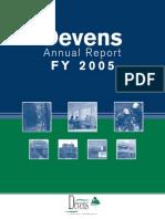 Devens Annual Report 2005