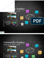 community inquiry pdf