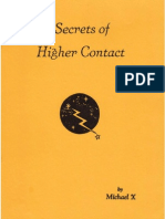 Secrets of Higher Contact - Michael X Barton(1959)