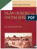 Ekrem Buğra Ekinci-İslam Hukuku Önceki Şeriatler
