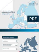 Trendence Graduate Barometer 2013 Portuguese Edition