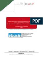 Pluralismo, estructuración y construcción de la identidad en la educación media uruguaya- Adriana Marrero