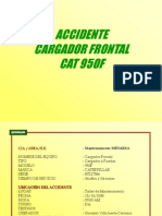 Accidente Cargador 950f