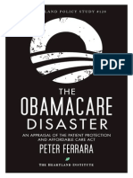 [Peter Ferrara] the Obamacare Disaster(BookFi.org)