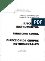 ULA ProyectoCurricular Licenciaturas Musica Copia 2