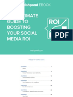 The ultimate guide to boosting your social media ROI