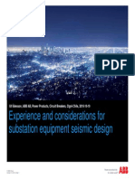 Presentacion ABB Diseño Sismico