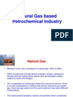 Natural Gas Based Petrochemical Industry