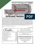 """Numero di Dicembre 2013 """"Zibaldone speciale Natale"""""""