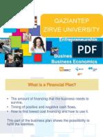 3. Modül business decisions and economics