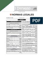 Diario El Peruano - ROF MC
