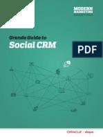 Grande Guide to Social CRM