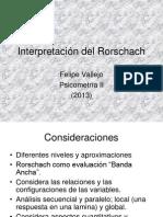 a Interpretación del Rorschach 2013b.ppt