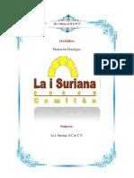 Proyecto Definitivo LA I SURIANA