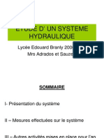 Sys Hydraulique
