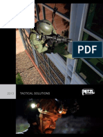 Petzl Tactical Solutions Brochure_2013_lo