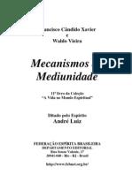 3854016 Andre Luiz Mecanismos Da Mediunidade