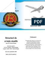 structuri de aviatie stealth