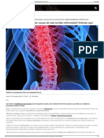 Osteoporosis ¿Cuáles son las causas de esta terrible enferm