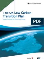 The UK Low Carbon Transition Plan