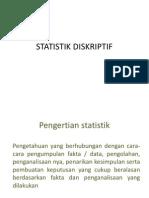 9. STATISTIK DISKRIPTIF