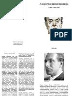 Julijus Evola - Americka Civilizacija