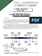 III BIM - HP - 4TO AÑO - Guia 1 - Tercer Militarismo