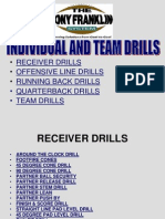 2008 Individual and Team Drills Manual