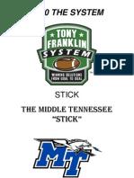 2010 Stick