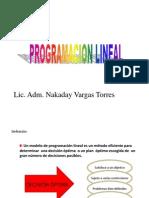 clase5.programación lieal