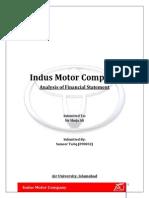 AFS - Indus Motors