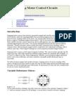 466954-Stepper-Motors Basic Circuit Control