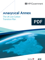 The Analytical Annex to the UK Low Carbon Transition Plan. Power outages in the offing.