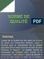 Normes de qualité.ppt 2003
