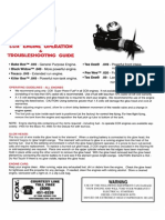 Cox 049 Operation and Troubleshooting Guide