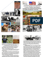 Warren Michigan Area History Concise 88 page edition