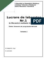 Lucrare de Laborator Nr.1 v-1