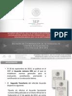 Acuerdo 696 Completo