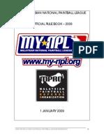 NPL Rule Book