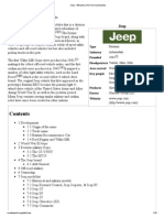 Jeep - Wikipedia, The Free Encyclopedia